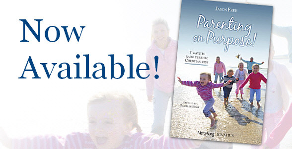 Parenting on Purpose Now Available!