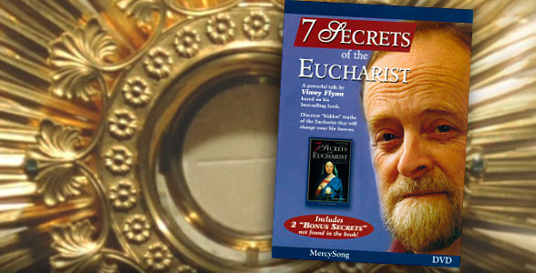 7 Secrets of the Eucharist DVD Now 1/2 Price!